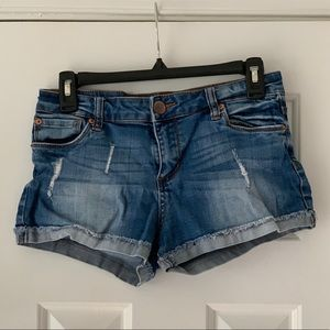 Nordstrom STS Jean shorts